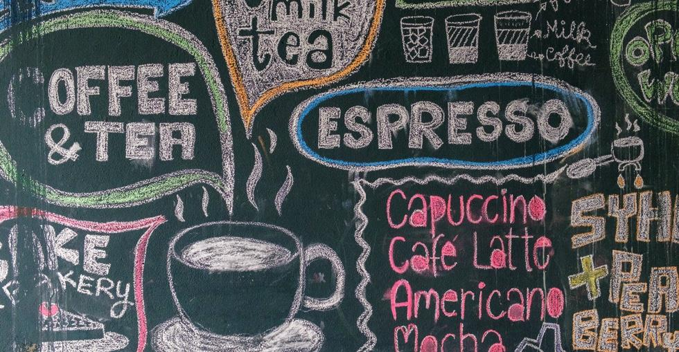 Sector Spotlight Coffee Shop Businesses