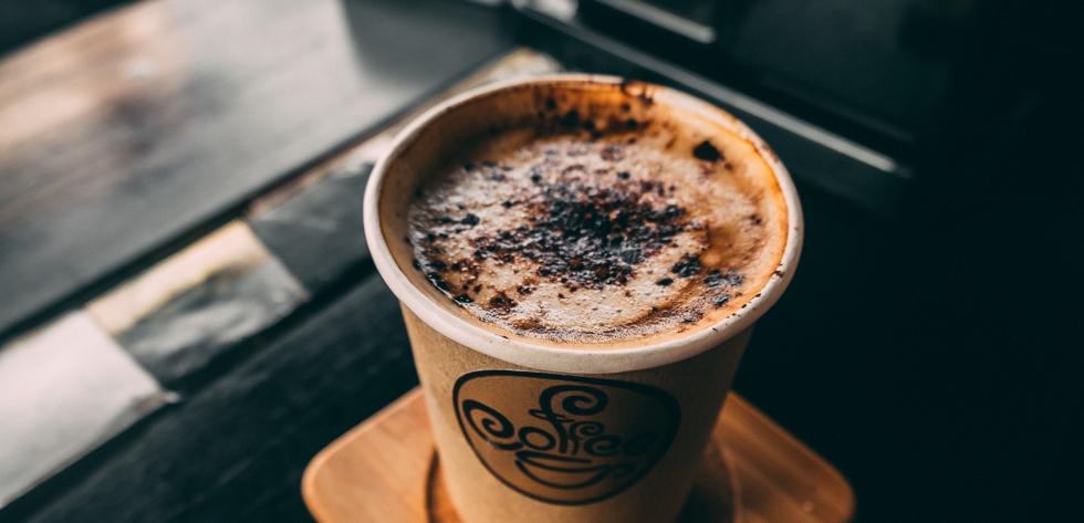 Take-away coffee