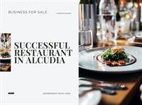 superb bar restaurant alcudia - 1