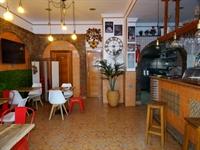 benalmadena cafe bar with - 1