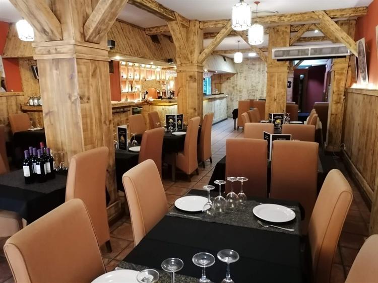 large stylish restaurant second - 10