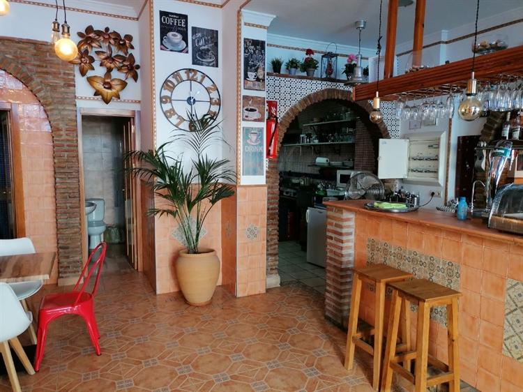 benalmadena cafe bar with - 4