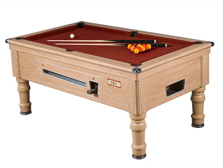 established profitable pool table - 4